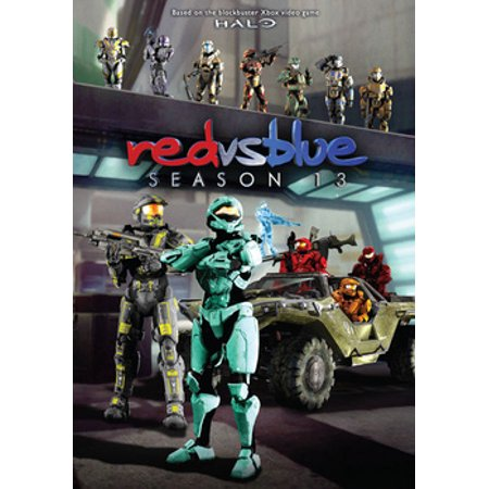 Red vs. Blue: Season 13 (DVD)](Friday The 13 Vs Halloween)