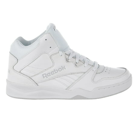 9fe0fe8a24e9 Reebok - Reebok Royal Bb4500 Hi2 Sneakers - White LGH Solid Grey - Mens - 9  - Walmart.com