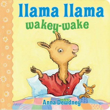 Llama Llama Wakey Wake (Board Book)