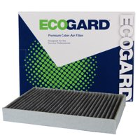 ECOGARD XC11582C Cabin Air Filter with Activated Carbon Odor Eliminator (Premium Replacement fits Tesla S)
