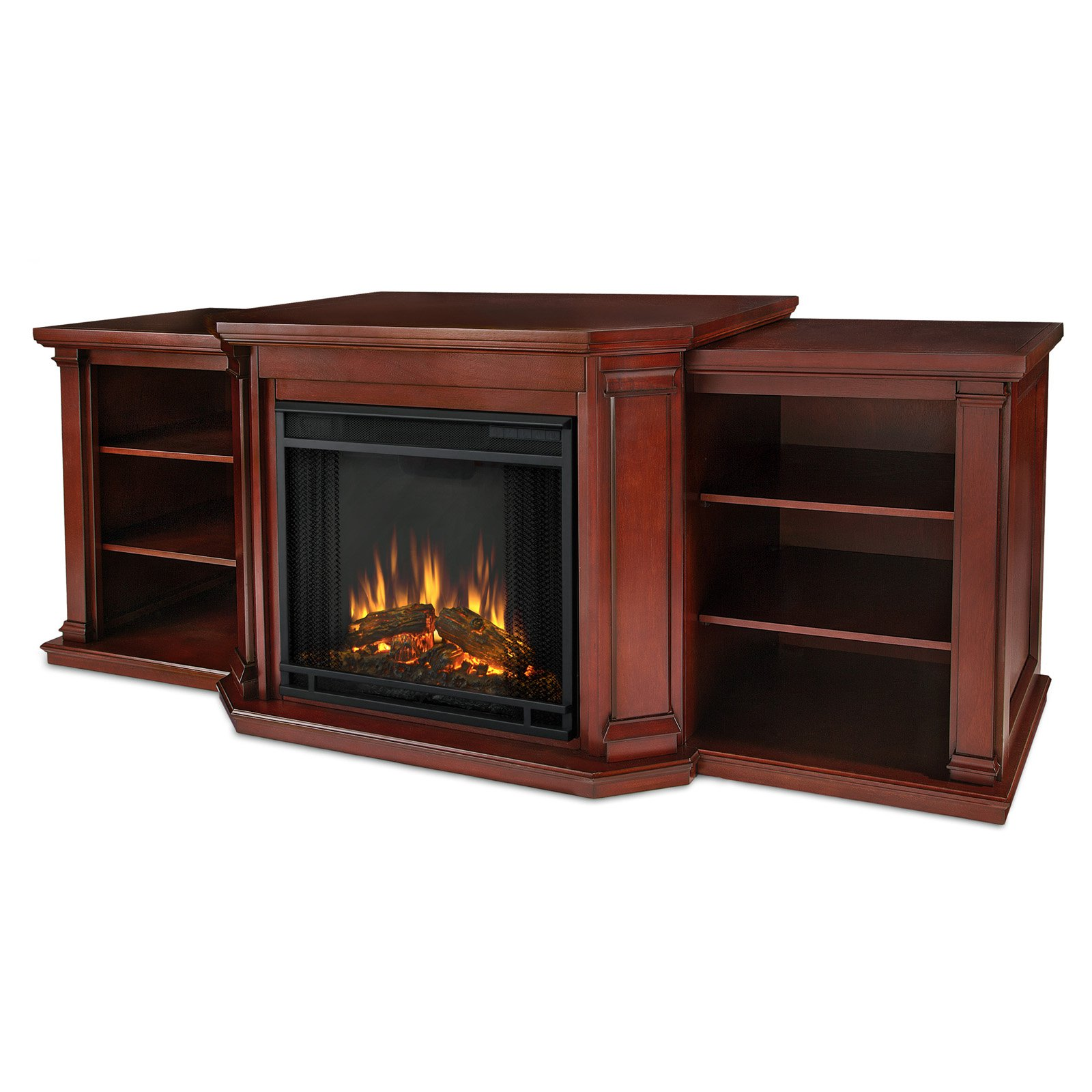 Real Flame Valmont Entertainment Center Electric Fireplace  # Foyer Electric