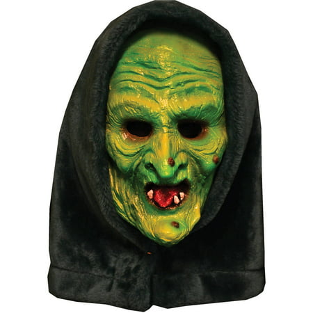 Witch Halloween III Latex Mask Adult Halloween - Witch Latex Mask
