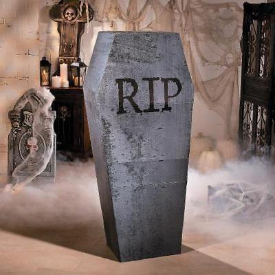 Halloween Coffin Cardboard Stand-Up By Fun Express - Halloween Express Jobs