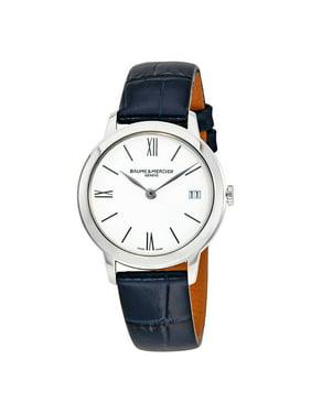 Baume & Mercier Baume et Mercier Classima White Dial Ladies Watch 10353