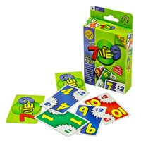 Out of the Box Publishing 7 ATE 9 - Fast and Fun Number Crunch'n Game