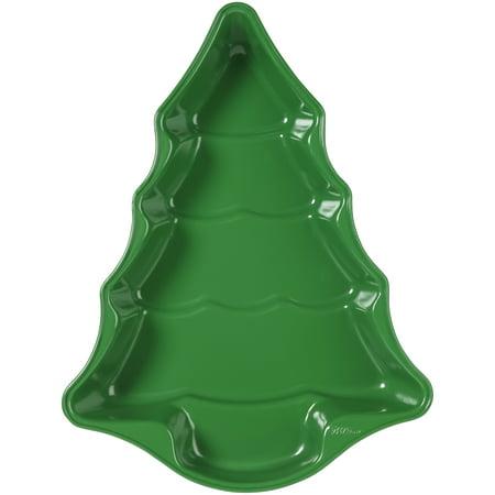 Wilton Christmas Tree Green Cake Pan Walmart Com