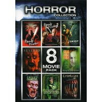 Horror Collection: Volume 1 - 8 Movie Pack (DVD)