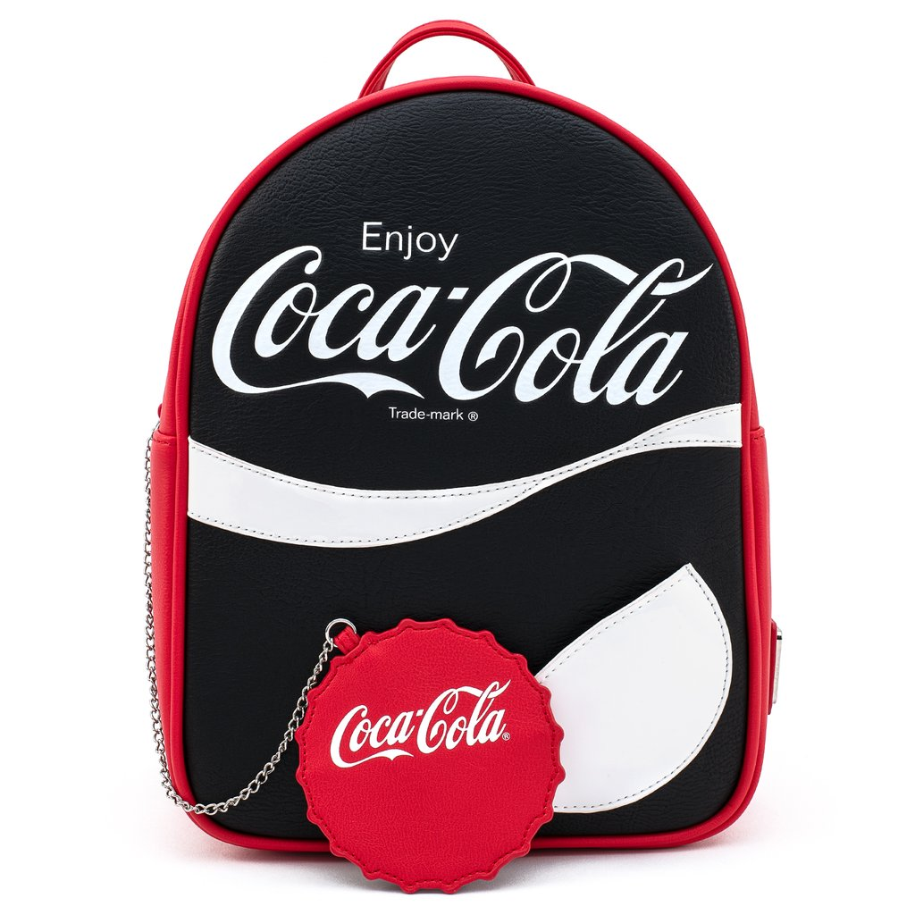 Card Case Mini Wallet Coca Cola