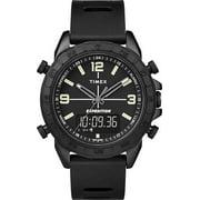 Men's Timex Expedition Pioneer Black Digital Analog Watch TW4B17000