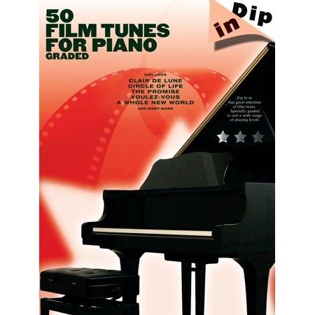 Dip In: 50 Film Tunes for Piano Graded - eBook