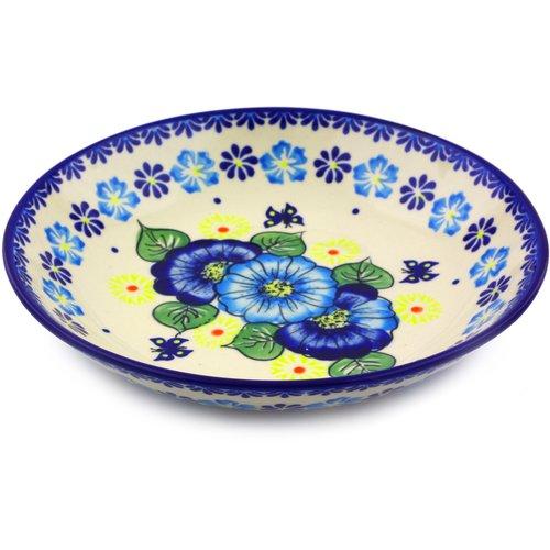Polmedia 8.58'' Polish Pottery Pasta Bowl by Ceramika Bona