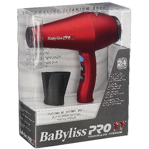 BaBylissPRO TT 3000 Hair Dryer