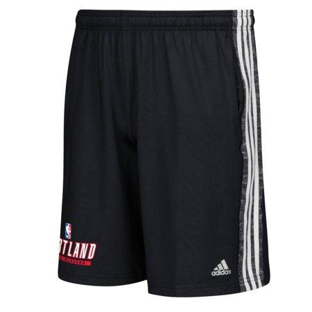 Adidas Portland Trail Blazers Enough Said Shorts (Black) by