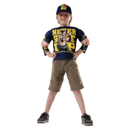 John Cena Muscle Chest Child Costume - Small](Cena Halloween Ideas)