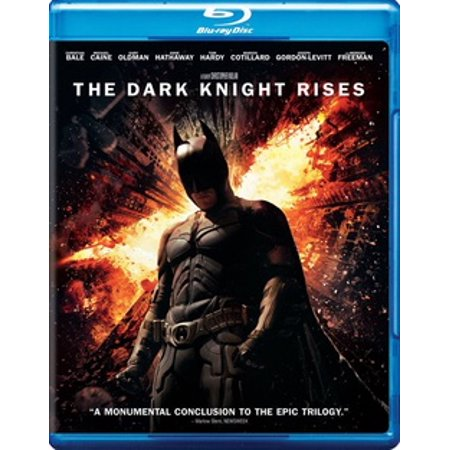 The Dark Knight Rises (Blu-ray)](Catwoman Batman The Dark Knight Rises)