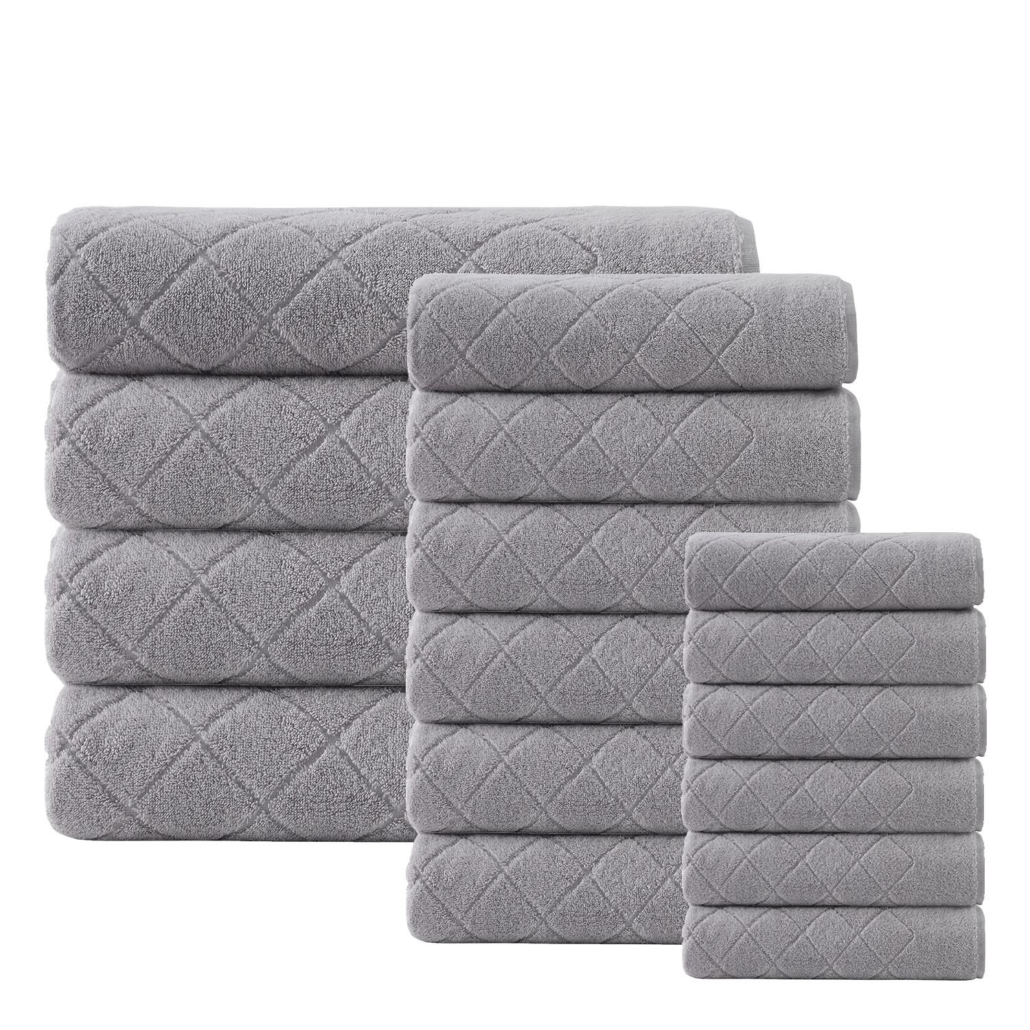 Gracious Towel Set (Set Of 16)
