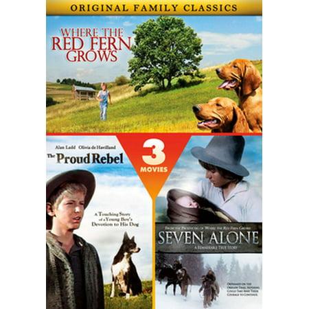 3-Film Original Family Classics (DVD)](Top Family Halloween Films)