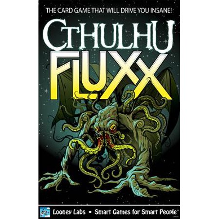 Fluxx: Fluxx Cthulhu Fluxx Single Deck (Other) ()