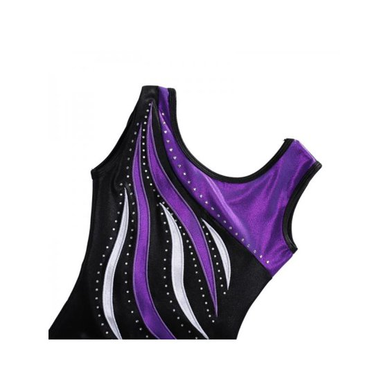 833f1598040d Sweetsmile Gymnastics ballet gymnastics suit sleeveless trousers ...