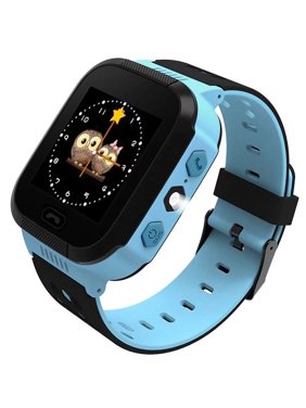 d45c4049db5 Free shipping on orders over  35. Free pickup today. Product Image  Anti-lost Children Kids LBS Tracker Wrist Watch Camera SOS Call for Android   IOS