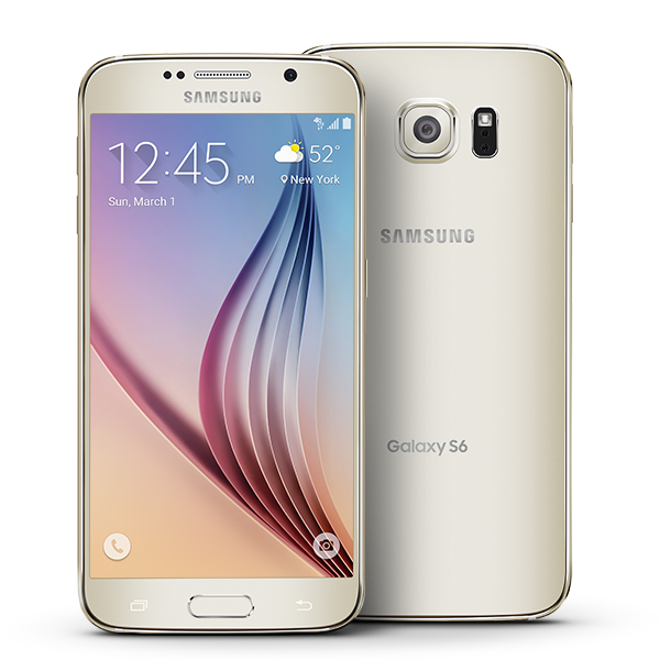 Samsung Galaxy S6 G920 32GB Gold T-Mobile Certified Refurbished