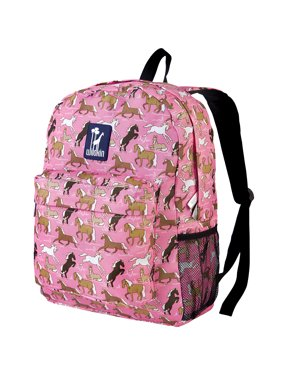 87c4635b45b Product Image Wildkin Horses in Pink 16 Inch Backpack