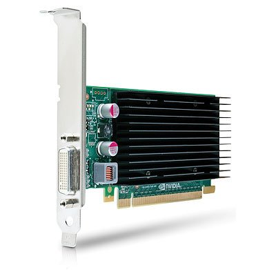 632486-001 HP NVIDIA Quadro NVS 300 PCI-e x16 graphics card DMS-59 Connecto (Sw 249)