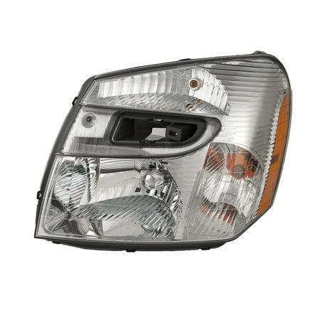 - 2005-2009 Chevy Equinox Headlight Driver Left Side Headlamp Assembly GM2502254