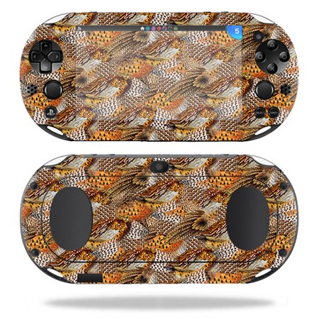Skin For Sony PS Vita (Wi-Fi 2nd Gen) – Pheasant Feathers | MightySkins  Protective, Durable, and Unique Vinyl Decal wrap cover | Easy To Apply,