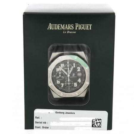Pre-Owned Audemars Piguet Royal Oak Offshore Chronograph - Royal Oak Offshore Replica