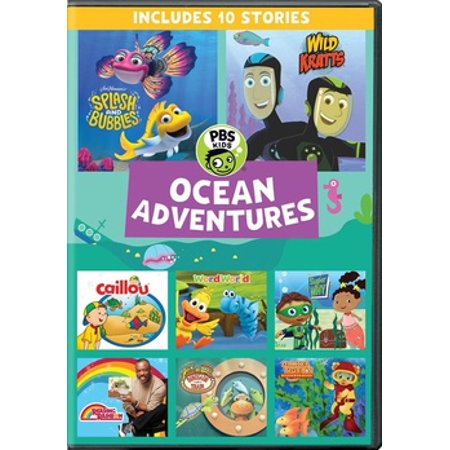 PBS KIDS:OCEAN ADVENTURES - Pbs Kids Go Halloween