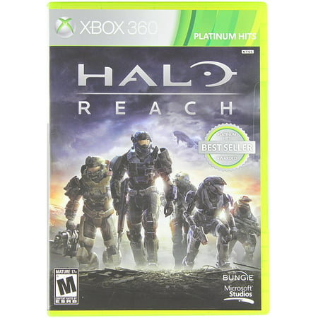 Halo: Reach (Xbox 360) - Pre-Owned Microsoft (Xbox 360 Microsoft)