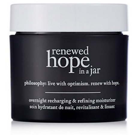 3 Pack - Philosophy  Renewed Hope in a Jar Night Cream 2 (Philosophy Hope In A Jar Night Cream)