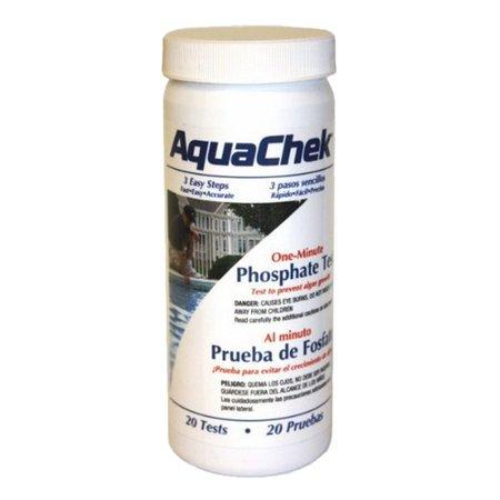 AquaChek One-Minute Phosphate Test for Swimming (Phosphate Test Kit Box)