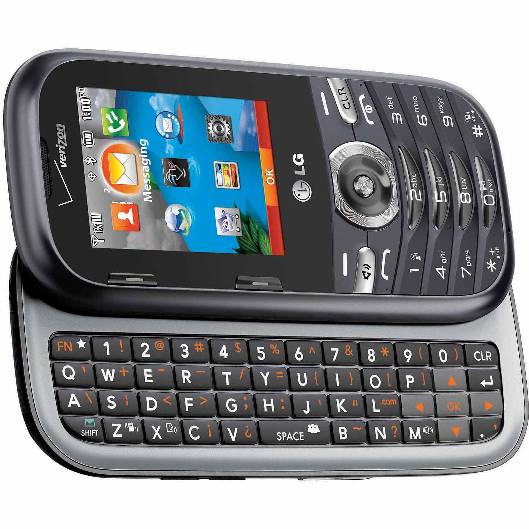 Verizon Prepaid LG Cosmos 3 Cell Phone Walmart