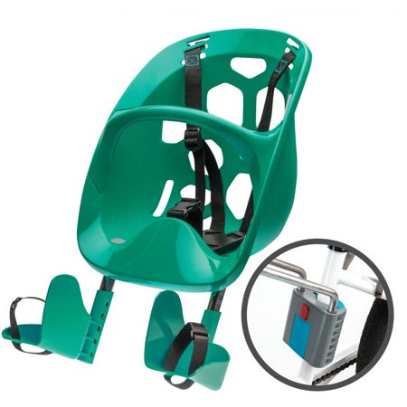 Bell Sports Mini Shell Front Child Carrier Seat, Green