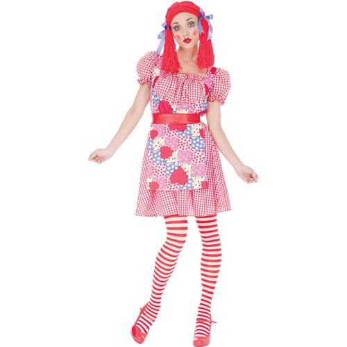 Rag Doll Adult Halloween Costume