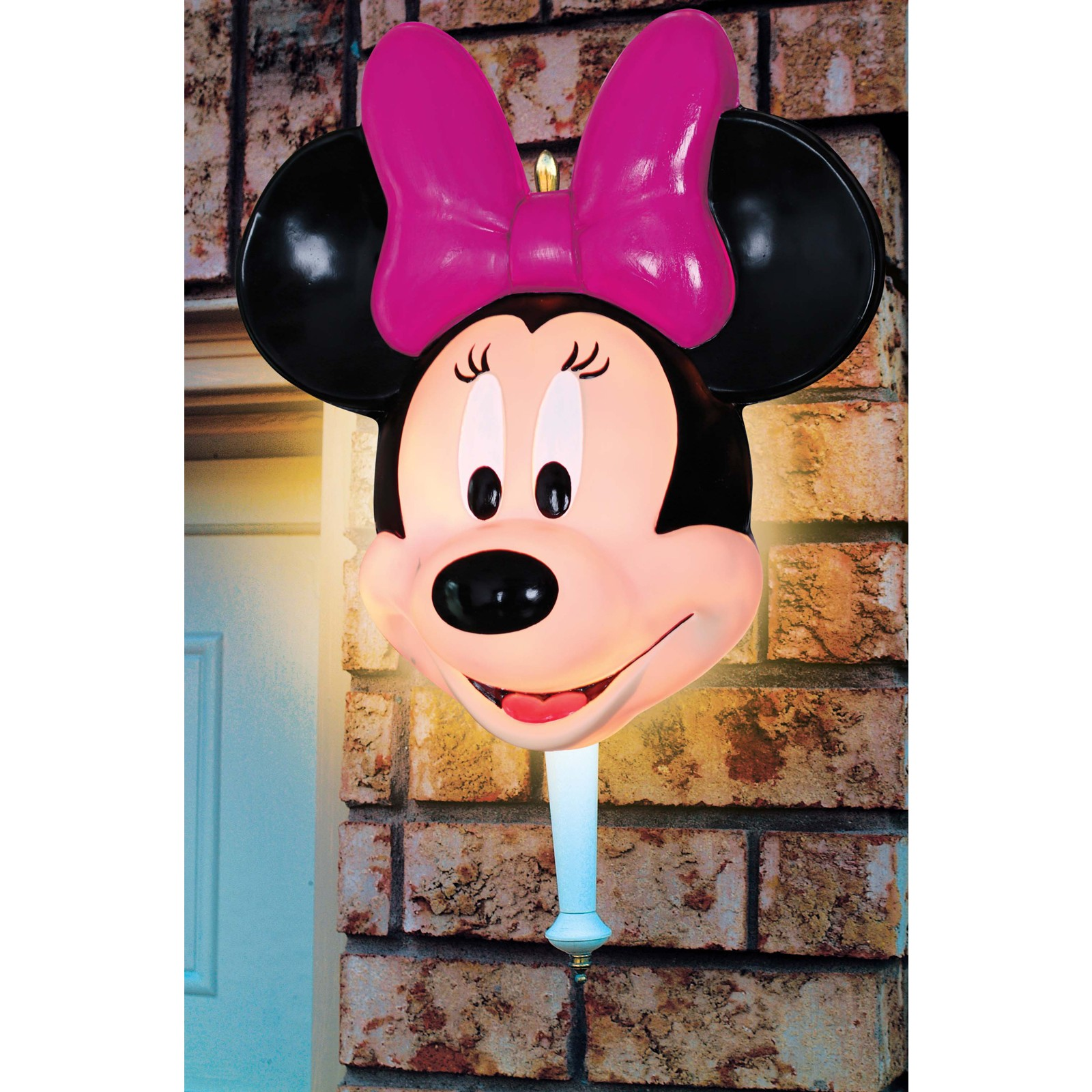 Minnie Mouse Porch Light Cover by Seasons