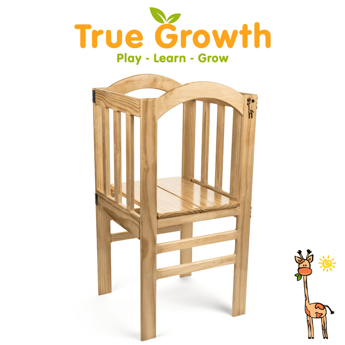 True Growth True Tot Tower Adjustable Height Kids