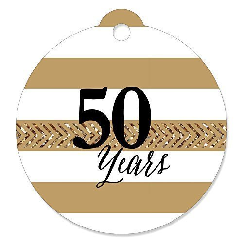 We Still Do - 50th Wedding Anniversary - Party Favor Tags (Set of 20)
