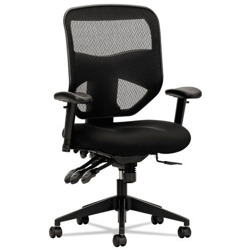 Charmant Basyx By HON Executive Task Chair, Black