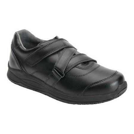 7414302fb8f0b0 Drew - Women s Drew Pepper Adjustable Strap Sneaker - Walmart.com