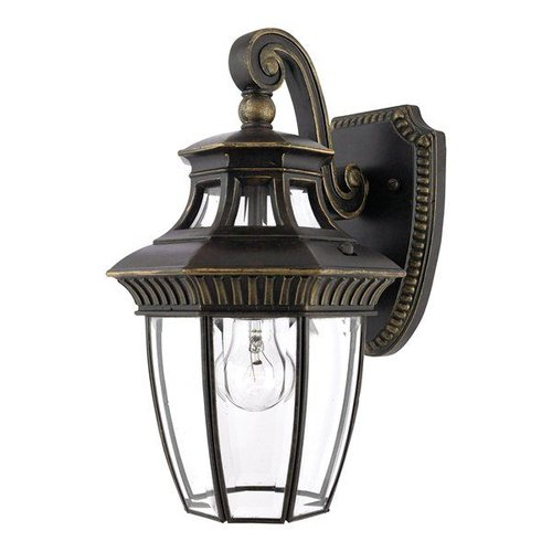 Quoizel GT898 Georgetown Outdoor Sconce, Imperial Bronze by Bio-Groom