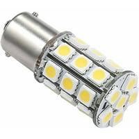Green Value 12V LED Tower Light Bulb with 1156/1141 Base, 250 Lumens, Warm White