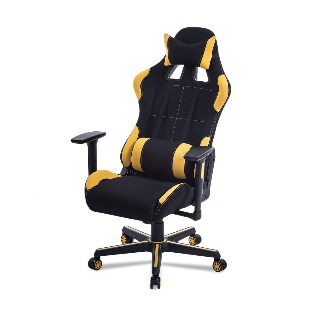 360 Degree Rotation Gaming Chair Computer Chair With Armrest Boss Office Chair