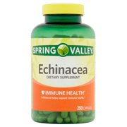 Spring Valley Echinacea Capsules, 760 mg, 250 Ct