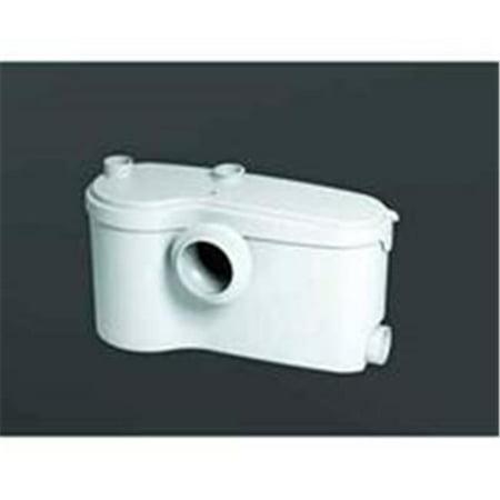 SFA Saniflo 984468 13.75 in. 4.8 LPF White Grinder Pump
