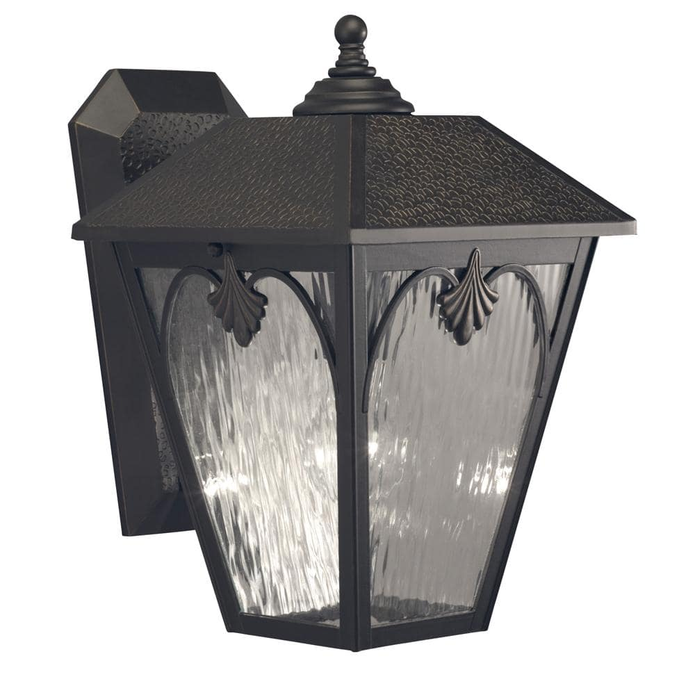 Liz Jordan Lighting 89455 Olde Bronze London Town Outdoor Wall Sconce from the London Town Collection
