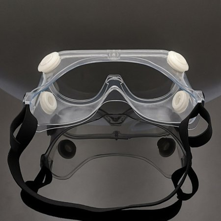 Safety Glasses Lab Eye Protection Medical Protective Eyewear Helps Prevent Dust Supply - image 3 de 17