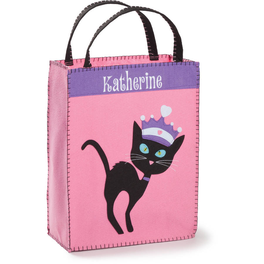 Personalized Large Trick-or-Treat Bag Available In Multiple Styles
